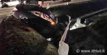 19.36 / Scontro tra tre auto a Buttrio, cinque feriti sulla statale - Il Friuli