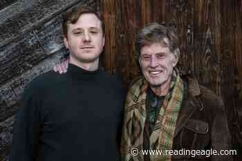 Grandson's pitch coaxes Robert Redford out of retirement, briefly - Reading Eagle