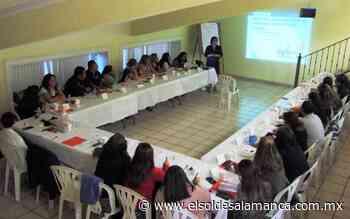Realizan reunión regional con el IMUG en Jaral del Progreso - El Sol de Salamanca