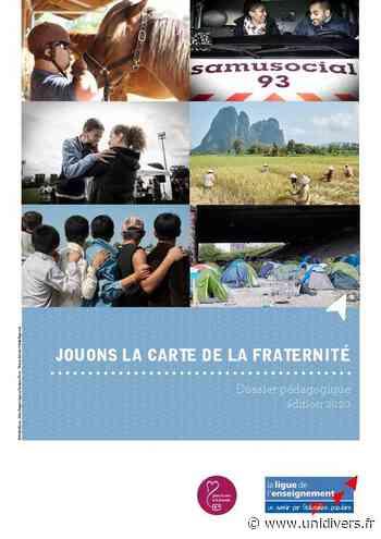 JOUONS LA CARTE DE LA FRATERNITÉ Département de la Haute-Savoie Sevrier 21 mars 2020 - Unidivers
