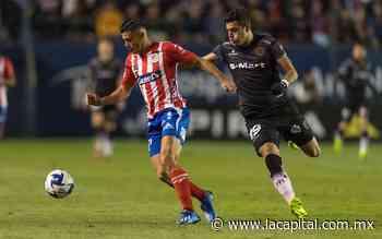 Juarez Fue Contundente 0 3 En San Luis Potosi - La Capital
