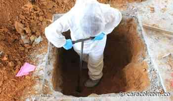 Buscan desaparecidos en el cementerio de San Pablo de Borbur, Boyacá - Caracol Radio