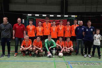 Futsal-Hallentitel 2020 der B-Junioren geht an JSG Westerburg - AK-Kurier - Internetzeitung für den Kreis Altenkirchen