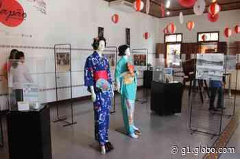 Casa da Memória de Guararema recebe exposição 'Japão – Tradição e Influências' - G1