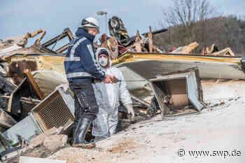 Brand in Donzdorf: Polizei geht von technischem Defekt aus - SWP