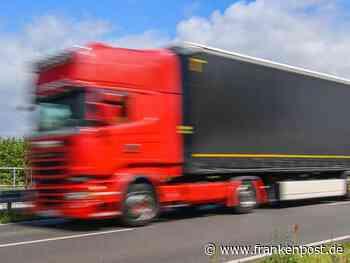 A 9/Gefrees: Sturzbetrunkener Trucker rammt Sattelzug - Frankenpost