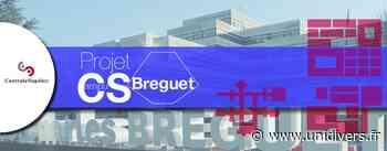 3è café Breguet CentraleSupélec,campus Paris-Saclay – bâtiment Bouygues Gif-sur-Yvette 17 mars 2020 - Unidivers
