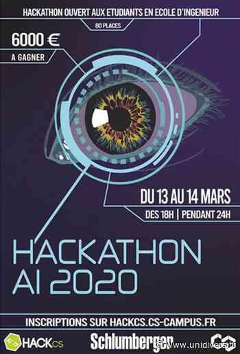 Hackathon AI 2020 CentraleSupélec,campus Paris-Saclay Gif-sur-Yvette 13 mars 2020 - Unidivers