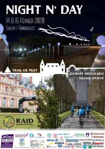 Night N'Day CentraleSupélec – Bâtiment Eiffel Gif-sur-Yvette 14 février 2020 - Unidivers