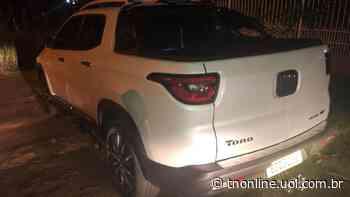 Veículo clonado carregado de contrabando é apreendido pela PRF em Astorga - TNOnline