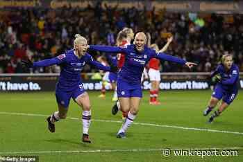 Arsenal 1-2 Chelsea: Blues win the Women's League Cup trophy - Wink Report