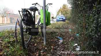 Gorle, investita donna in bicicletta di 73 anni: è grave - Bergamo News - BergamoNews.it