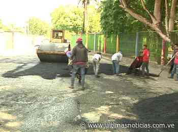 Aplican plan cero huecos en las vías de Araure - Últimas Noticias