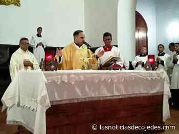 Tinaco recordó a Monseñor Sixto Sosa celebrando los 125 años de su primera misa como sacerdote - Las Noticias de Cojedes