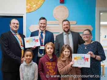 Leamington estate agents help Milverton youngsters raise cash for playground equipment - Leamington Courier