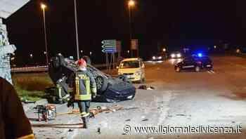 Tragico schianto Morta una donna e quattro feriti - Il Giornale di Vicenza