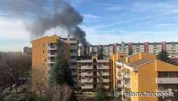 Donna e anziana madre morte nell'incendio a Cernusco sul Naviglio: ipotesi omicidio-suicidio - Milano Fanpage