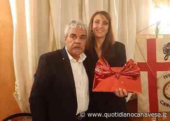VALPERGA - Chiara Boggio «Atleta Canavesano dell'Anno» - QC QuotidianoCanavese