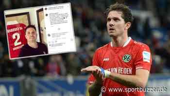 """""""Wir kommen wieder"""": Ex-Profi Leon Andreasen fiebert mit Hannover 96 mit - Sportbuzzer"""