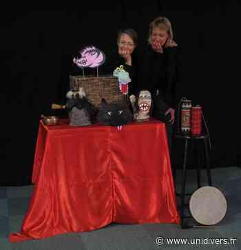 Méchants La Yourte (entre le Studio et La Scène) Limours 17 mars 2020 - Unidivers