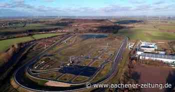 Gewerbepark am Aldenhoven Testing Center: Eine Sonderbehandlung für vier Kommunen? - Aachener Zeitung