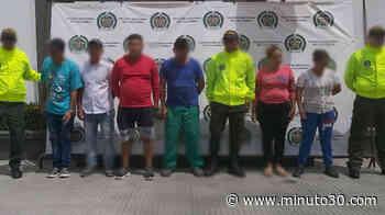 En Carepa cogieron a 'La Gringa', quien sería una de las cabecillas del Clan del Golfo - Minuto30.com