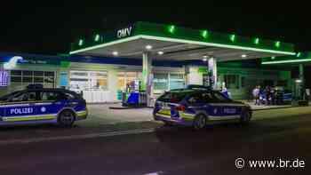 Tankstellenüberfall in Strullendorf – Zeugen gesucht - BR24