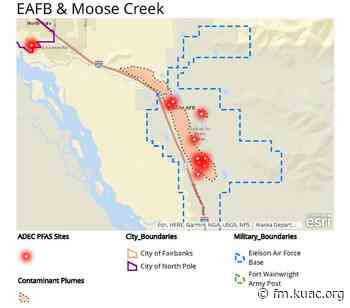 North Pole to Extend Water System to Moose Creek Due to Groundwater Contamination - KUAC