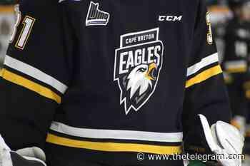 Cape Breton Eagles edged by Huskies in Rouyn-Noranda - The Telegram