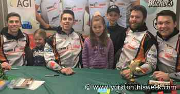 Muyres curling team holds youth event in Lemberg - Yorkton This Week