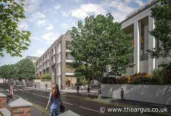 Sackville Road in Hove flats plan revised - The Argus