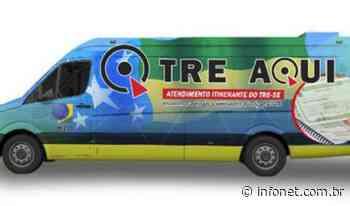 Atendimento Biométrico do TRE será realizado em Itabaianinha - Infonet