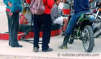 Sujetos armados llegaron a bomba de gasolina, amordazaron a trabajadora y se robaron el dinero - Noticias Caracol