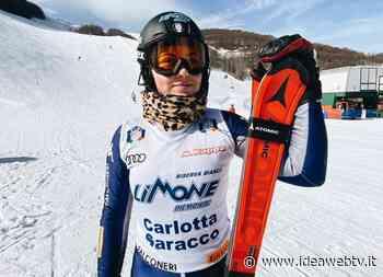 Sci Alpino: nello Slalom di Vipiteno-Monte Cavallo Carlotta Saracco ritrova il podio - www.ideawebtv.it - Quotidiano on line della provincia di Cuneo - IdeaWebTv