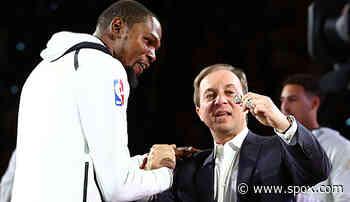 NBA: Warriors-Besitzer Joe Lacob versteht Abgang von Kevin Durant weiterhin nicht - SPOX.com