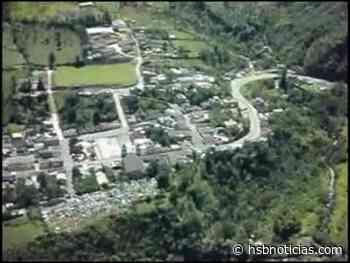 Mallama necesita del apoyo regional y nacional, manifiesta su alcalde | HSB Noticias - HSB Noticias