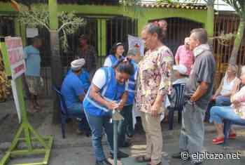 Cruz Roja restablece contactos entre familiares desde Acarigua - El Pitazo