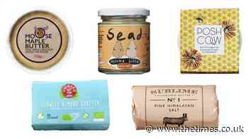 Trending: the best flavoured butters to buy in the UK now - The Times