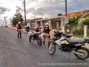 Operação aborda 69 veículos no Núcleo Pitangui - Diário dos Campos