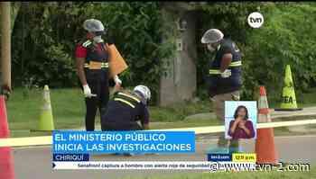 Noticias Encuentran cadáver en el sector de Río Sereno - TVN Panamá