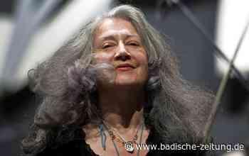Fulminanter Auftakt für den neuen Albert-Konzerthauszyklus dank Pianistin Martha Argerich - Klassik - Badische Zeitung - Badische Zeitung