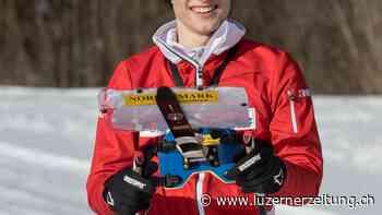Der Malterser Corsin Boos läuft in die Top 10 der Ski-OL-Läufer - Luzerner Zeitung