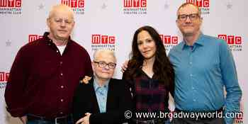 Photo Coverage: Mary-Louise Parker, Paula Vogel and More at HOW I LEARNED TO DRIVE Meet & Greet - Broadway World