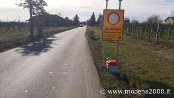 Campogalliano, partiti i lavori della rotatoria sulla SP 13 - Modena 2000