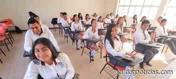 CBTis 175 de Huitzuco se suma a las decenas de escuelas construidas en el Gobierno de Astudillo - DDG Noticias