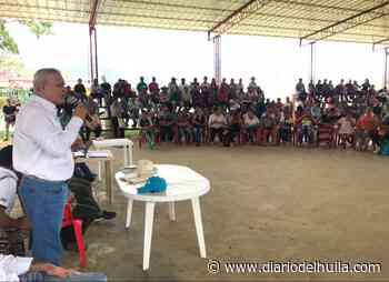 Electrificación para El Pato-Guayabal, Caquetá - Diario del Huila