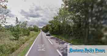 Lorry breaks down on A140 near Brome in Eye Suffolk | Latest Norfolk and Suffolk News - edp24.co.uk