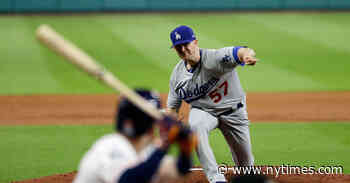 Feeling Robbed, the Dodgers Are 'Working Angry'