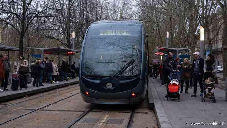 PHOTOS - Bordeaux métropole : la ligne D du tram opérationnelle jusqu'à Eysines - France Bleu