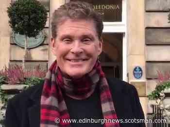 David Hasselhoff wins role in new Edinburgh-set feature film after being spotted shopping in Boots - Edinburgh News